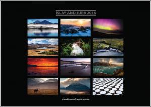 Islay and Jura 2016 Calendar