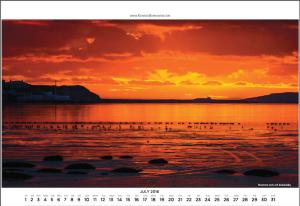 Islay & Jura Calendar 2016_July