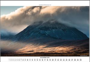 Islay & Jura Calendar 2016_November