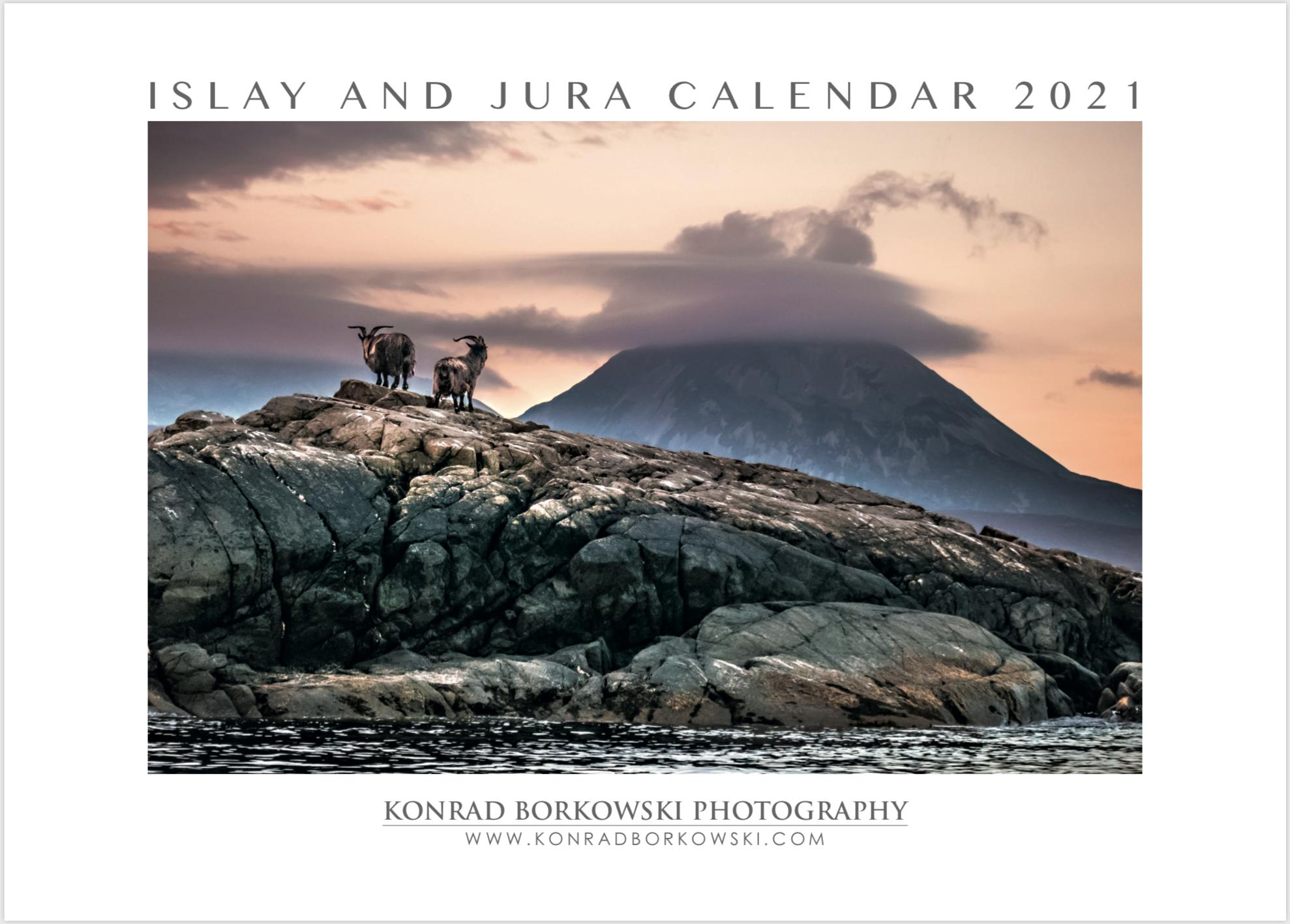 Yahoo Calendar 2021 LIMITED EDITION ISLAY AND JURA 2021 CALENDAR AVAILABLE FOR